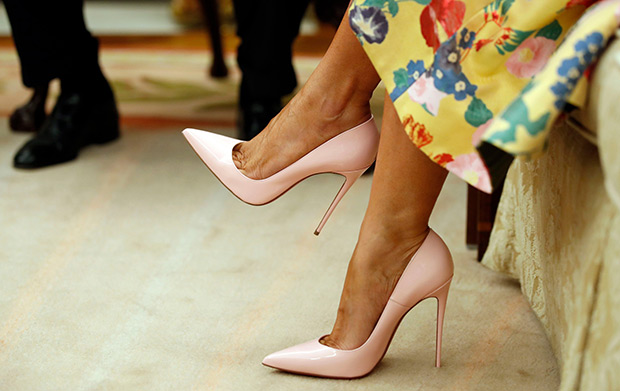 Melania Trump's Heels