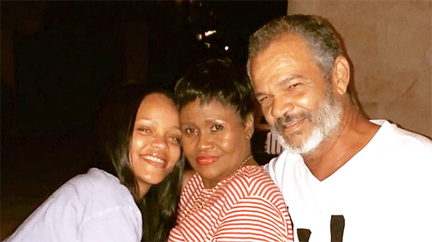 Rihanna Parents