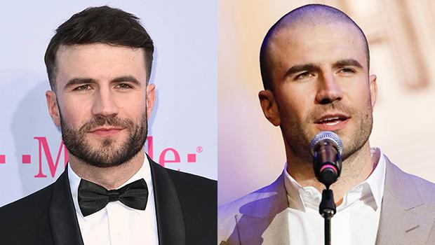 sam hunt bald head makeover photos