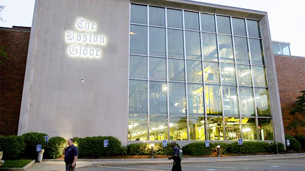 Boston Globe Office