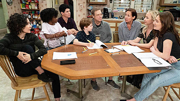 The Conners cast