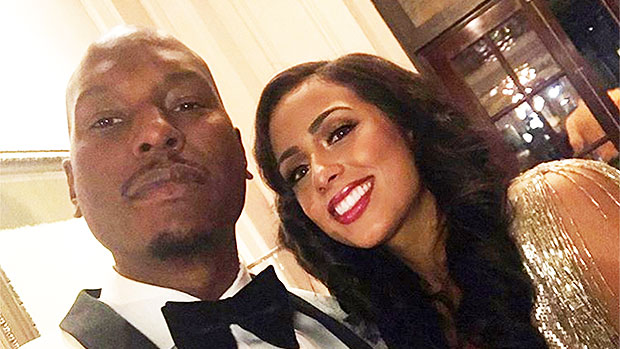 tyrese gibson samantha lee baby