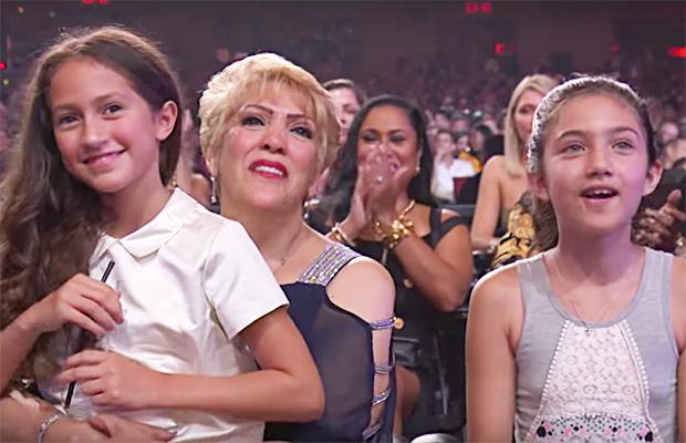 jennifer lopez twins mtv video music awards