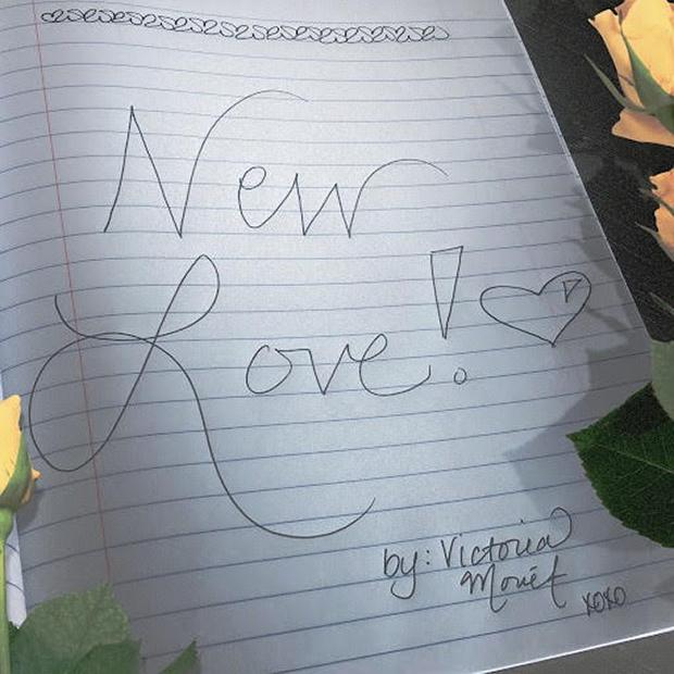 Victoria Monet New Love