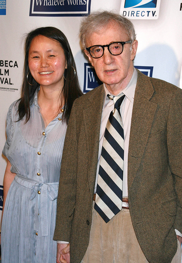 Woody Allen Discusses His Paternal Relationship With Wife Soon-Yi Previn: She Deferred to Me | E