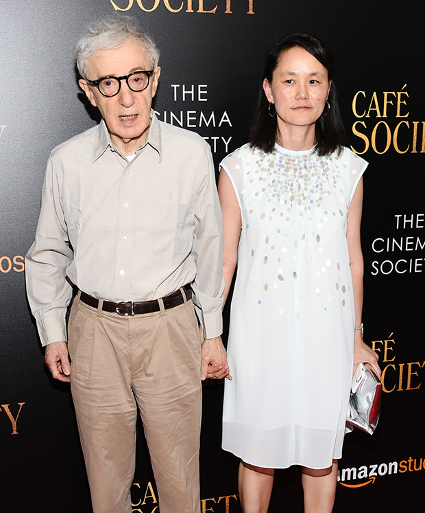 Woody Allen et Soon-Yi Previn - Purepeople