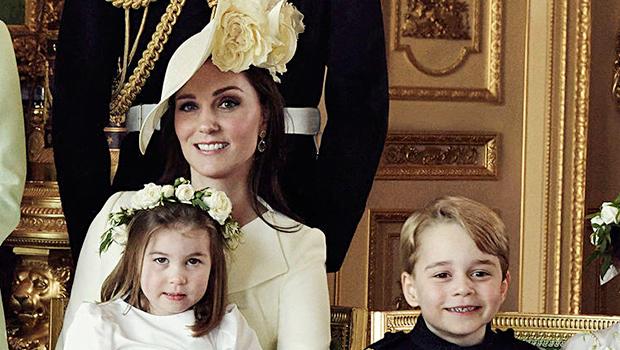 prince george princess charlotte wedding
