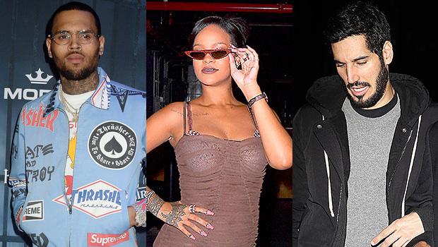 Chris Brown Rihanna Hassan Jameel