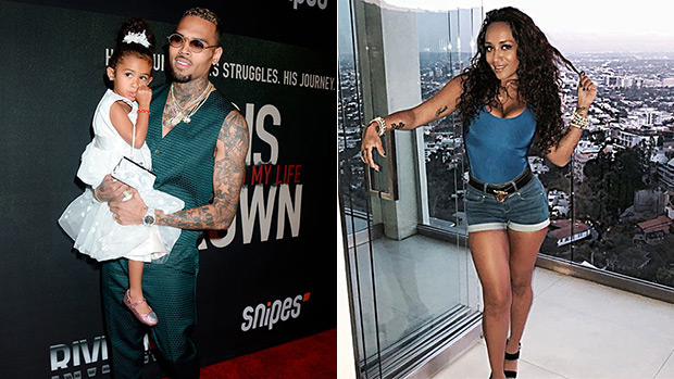 How Much Child Support Chris Brown Pay?