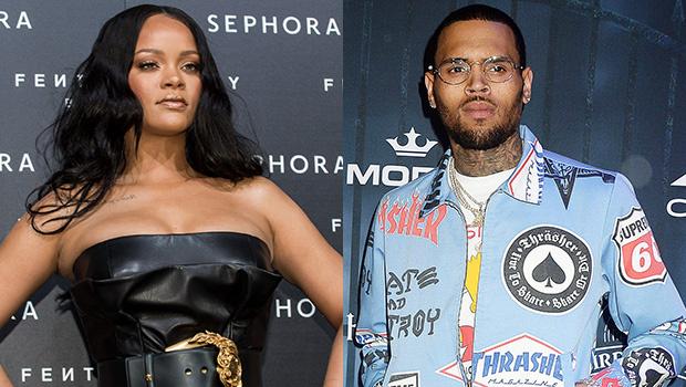 Chris Brown Angry Rihanna House burgled