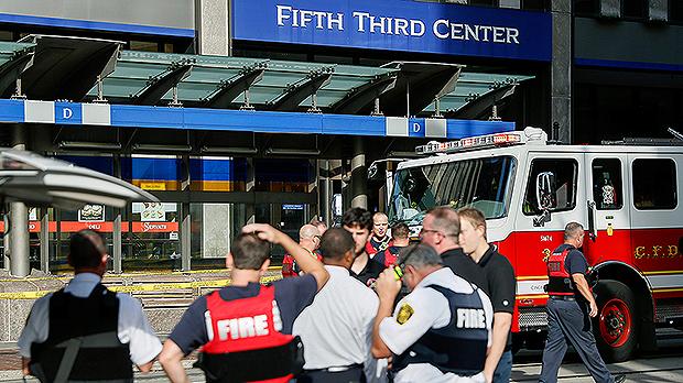 Fifth Third Bank in Cincinnati
