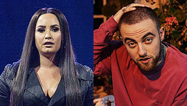 Demi Lovato, Mac Miller