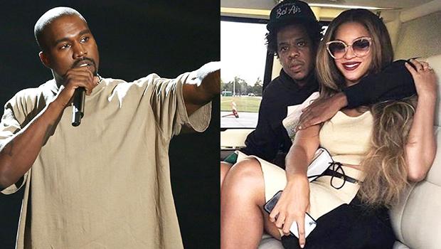 Kanye West Jay-z Beyonce
