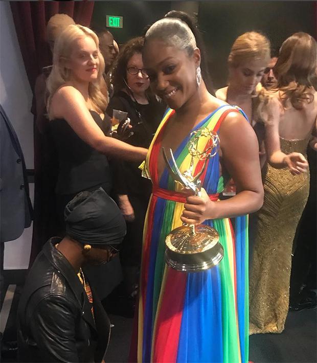 Katt Williams Tiffany Haddish Emmys