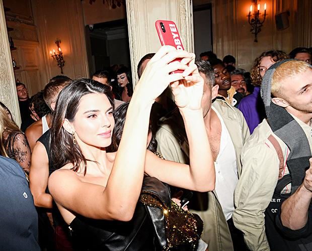 Kendall Jenner Anwar Hadid