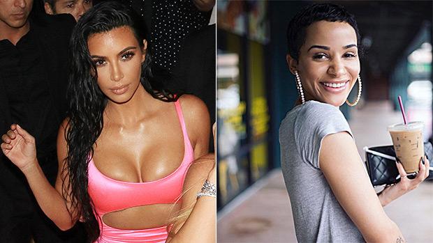 Kim Kardashian & Tanaya Henry