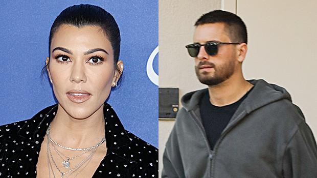 kourtney kardashian scott disick haircut