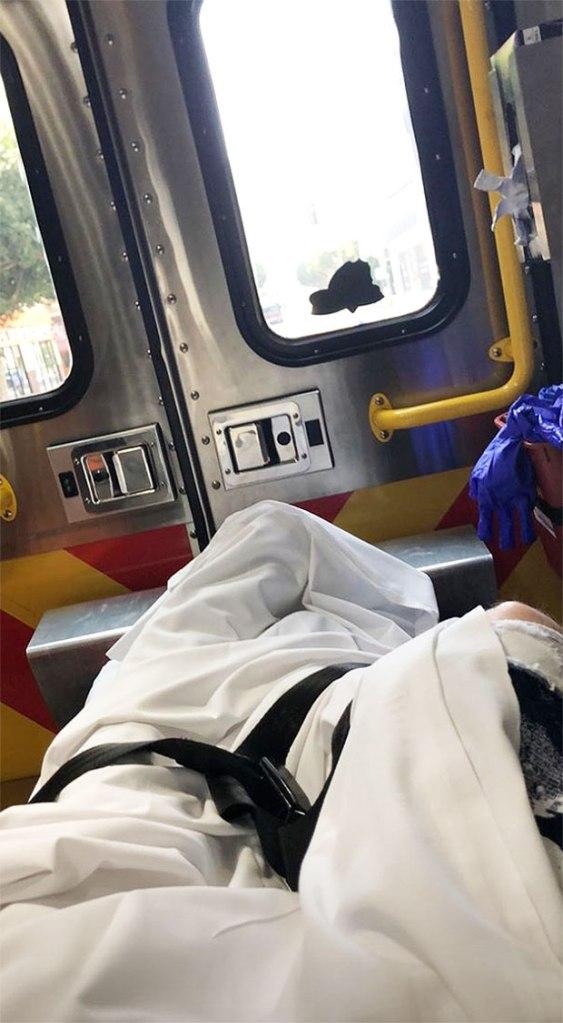 lil xan hospitalized