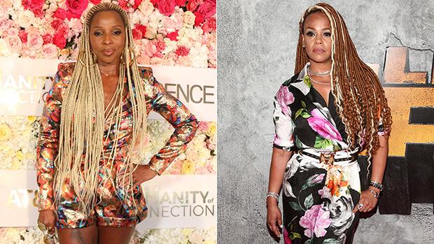Mary J. Blige & Faith Evans