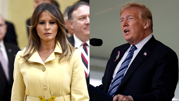 Melania Trump Going To Africa Twitter Reactions