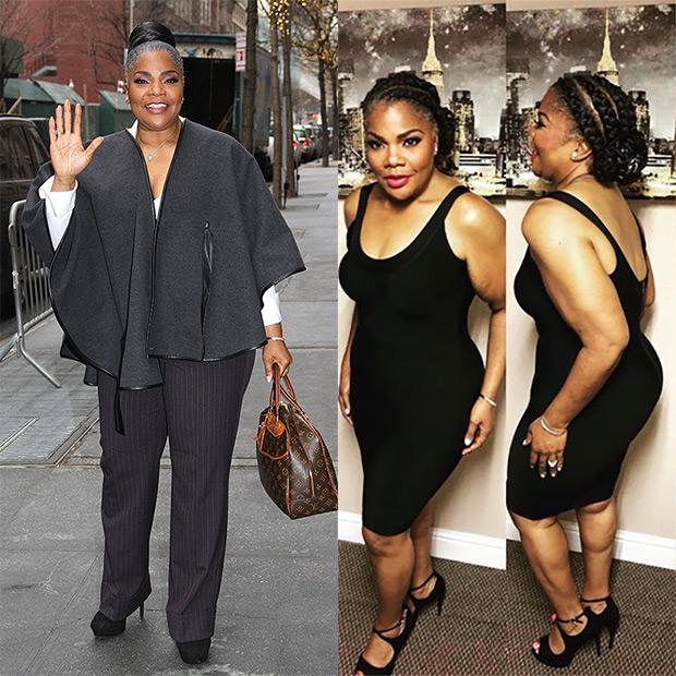 Mo'Nique Weight Loss Pics