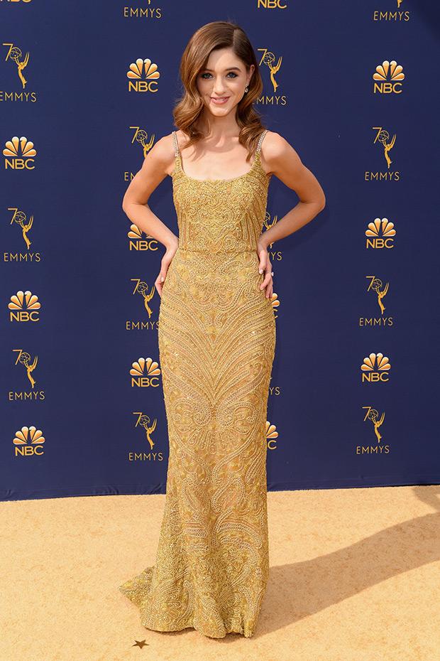 Natalia Dyer Emmy Awards