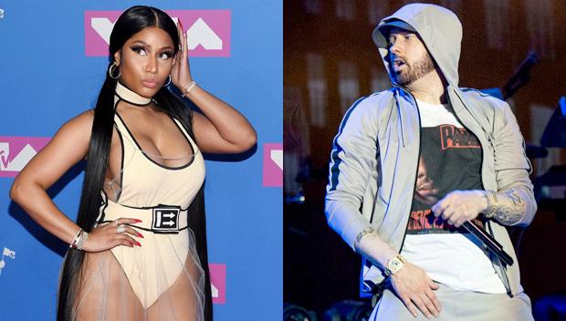 Nicki Minaj Eminem