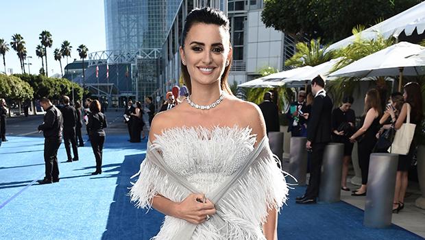 Penelope Cruz Dress Emmys