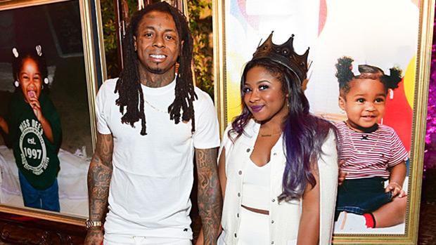 Reginae Carter Lil Wayne