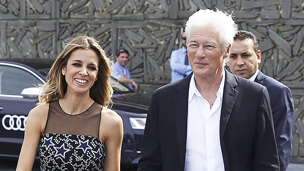 Richard gere wife pregnant