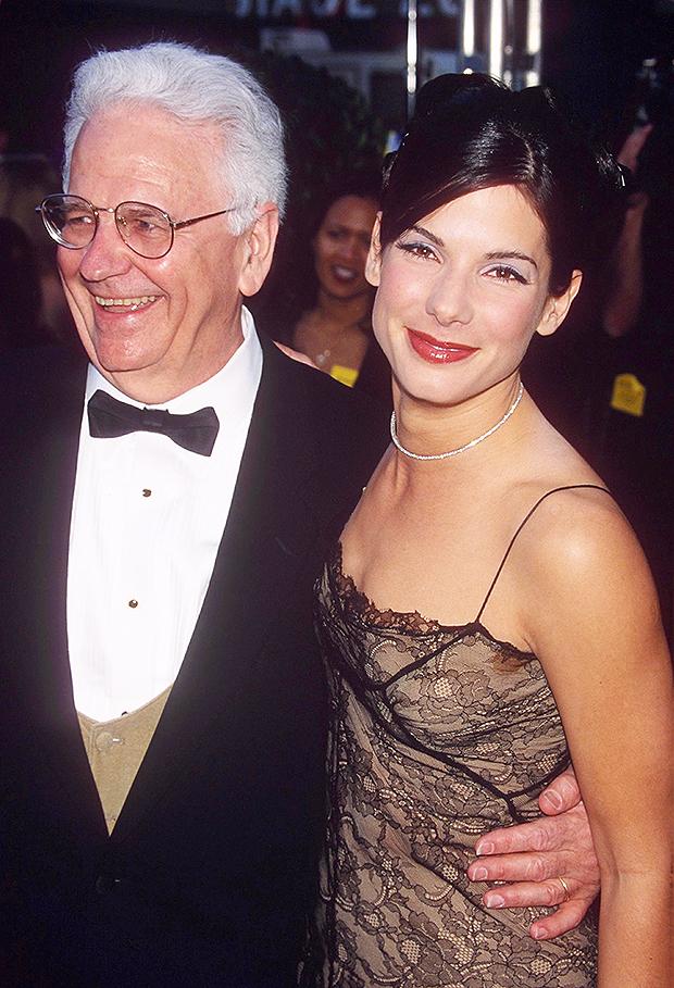 Sandra Bullock Father