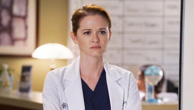 Sarah Drew Leaving Grey's Anatomy