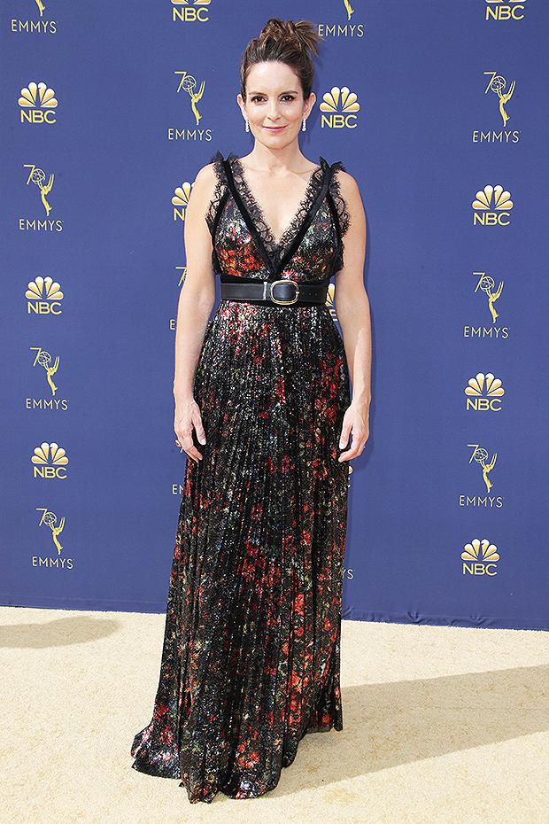 Tina Fey Dress Emmys