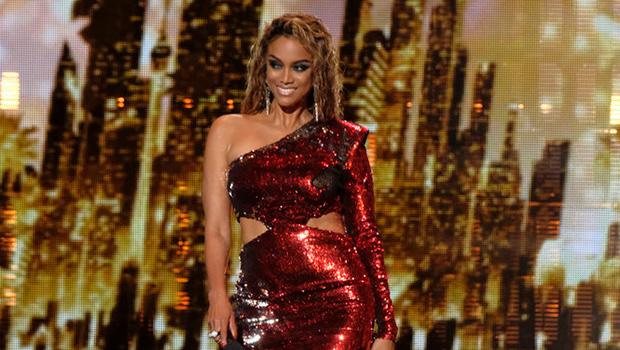 Tyra Banks 'AGT' dress