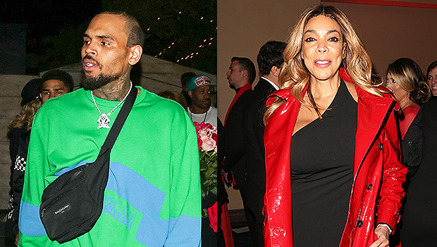 Chris Brown & Wendy Williams