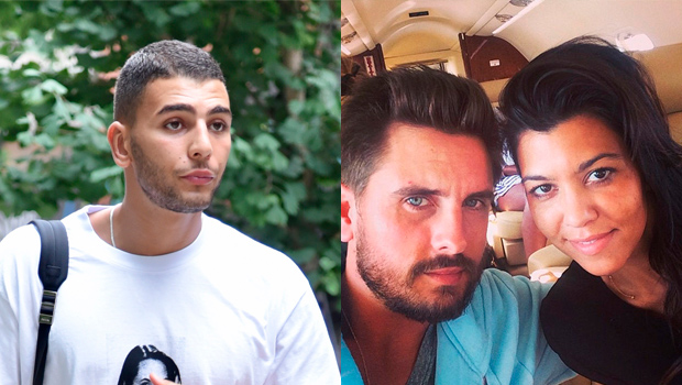 Younes Bendjima Reacts Scott Disick Baby With Kourtney Kardashian