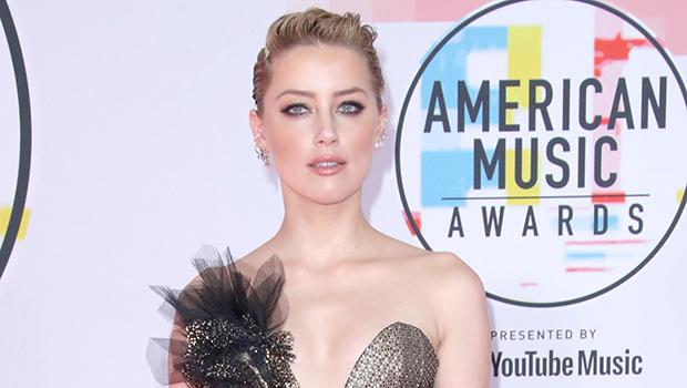 Amber Heard 2018 AMAs