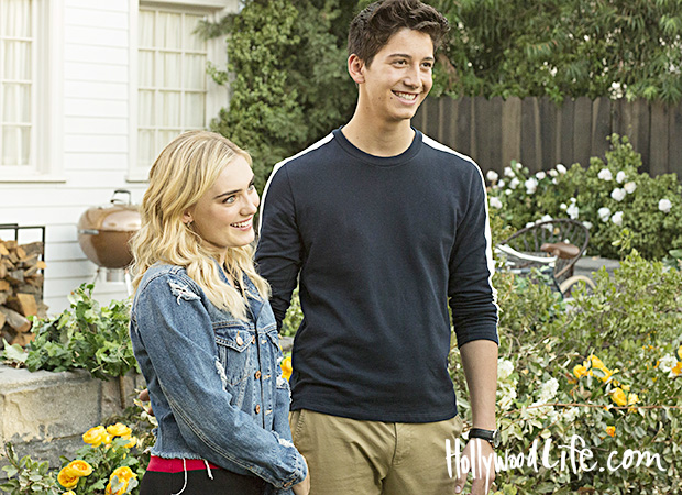 "AMERICAN HOUSEWIFE - ""Enemies: An Otto Story"" (ABC/Michael Ansell) MEG DONNELLY, MILO MANHEIM"
