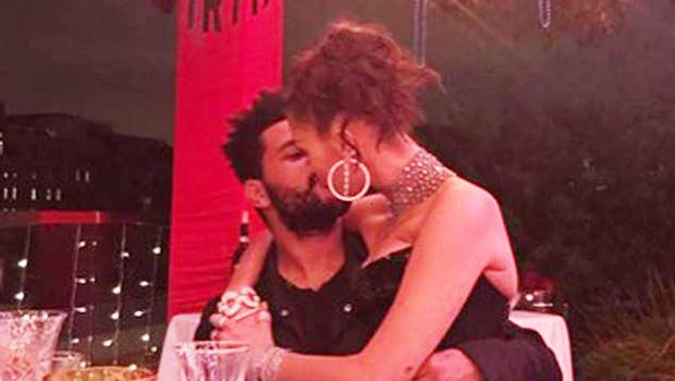 Bella Hadid And The Weeknd