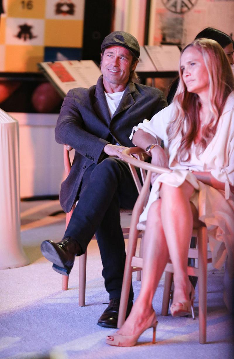 Angelina Jolie Reacts Brad Pitt Dating Rumors