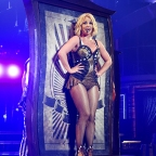 Britney Spears 'Piece of Me' concert, The Axis Theatre, Planet Hollywood Hotel, Las Vegas, America - 22 Apr 2015
