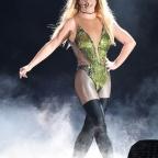 Britney Spears in concert, Taipei, Taiwan - 13 Jun 2017