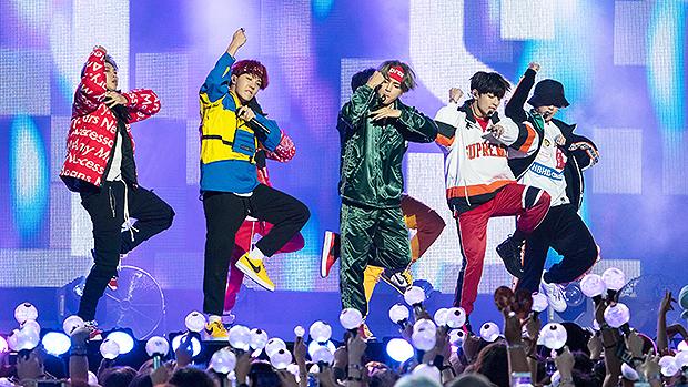 BTS Renews Contract