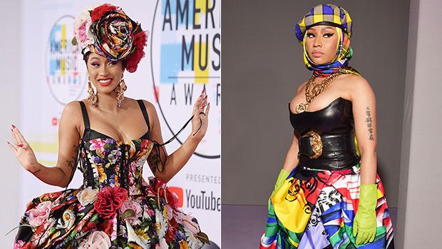 Cardi B Nicki Minaj Fans