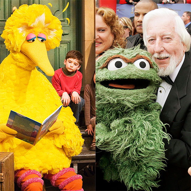 who is caroll spinney