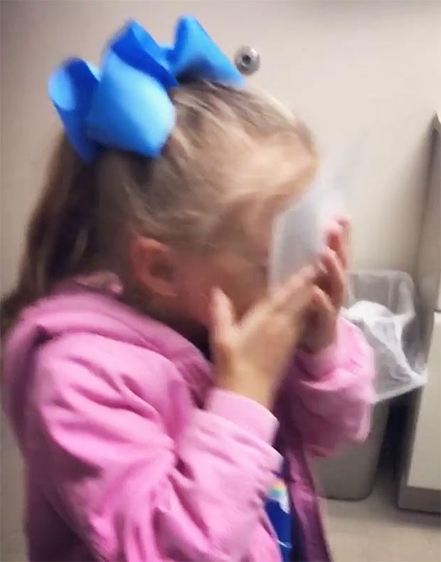 catelynn lowell daughter sonogram reaction