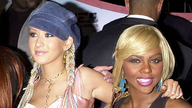 Christina Aguilera Lil Kim