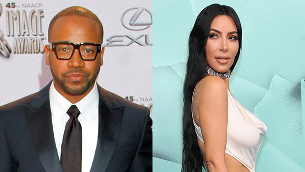 Columbus Short Kim Kardashian