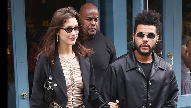 Bella Hadid Elope With The Weeknd
