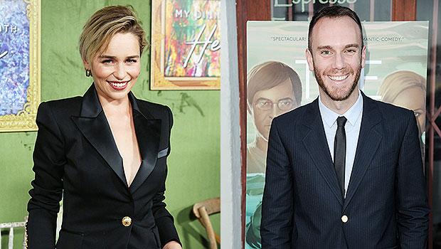 Emilia Clarke & Charlie McDowell